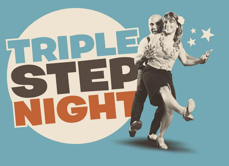 Triple Step Night - Accademia Carma