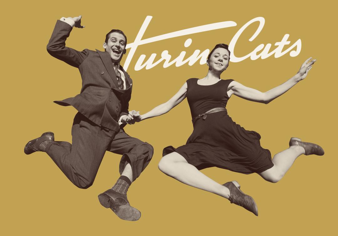 Marcos Agote e Lucile Pinteaux per Turin Cats